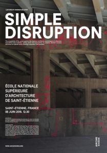 simple_disruption_web